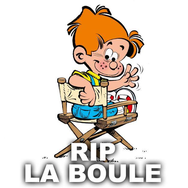 RIP La Boule de Fort Boyard
