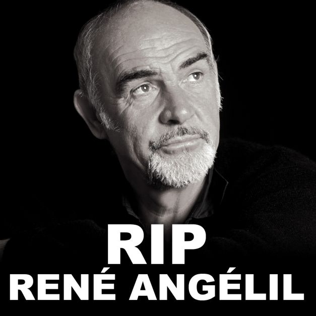 RIP René Angélil