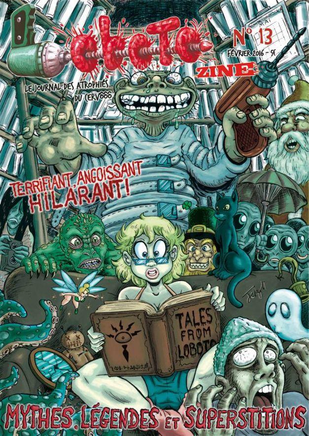 Lobotozine 13 couverture Jekyll