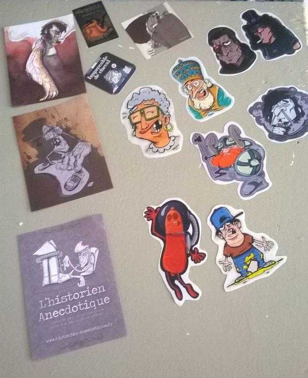 Stickers goodies transparent Po Basic