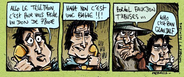 Bilgros le Hobbit et la communauté de l'anneau gastrique 03
