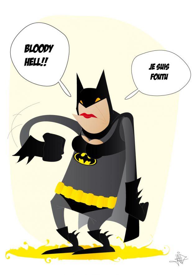 Batman travelo