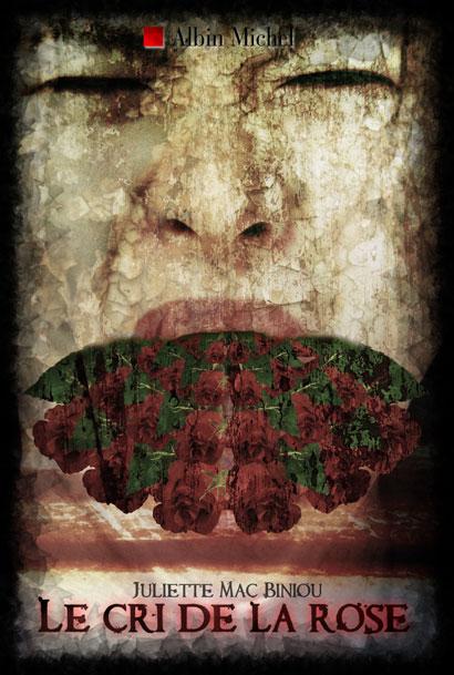 Livre Le cri de la rose 01