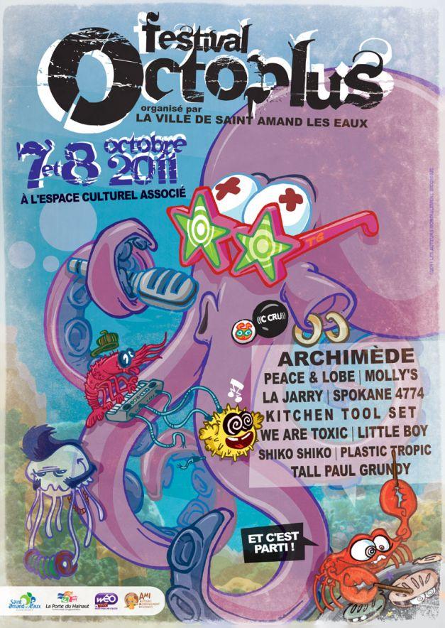 Festival Octoplus 2011