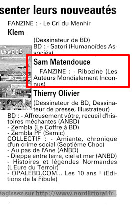 Sam Matendouce